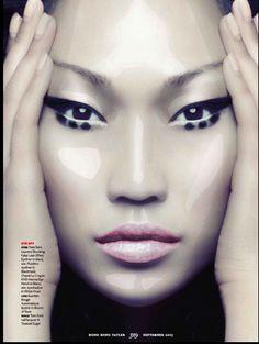 Makeup by Lan Nguyen-Grealis
