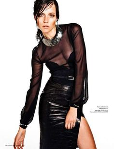 L'Officiel Ukraine 'Urban Amazon' 4