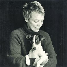 Laurie Anderson and Lolabelle