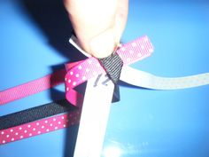 5th Instruction Contest- Woven Infant Headbands - Hip Girl Boutique Free Hair Bow Instructions--Learn how to make hairbows and hair clips, F...