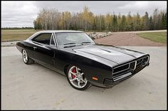 1969 Dodge Charger Resto Mod