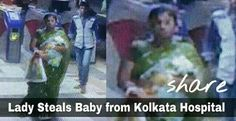 Newbornbabystolen from Calcutta Medical College and Hospital - Reward of 1 Lakh announced   A four-day-old baby was allegedly stolen from state government-run Calcutta Medical College and Hospital in central Kolkata on Tuesday afternoon reports said.  According to reports a young woman Saraswati Naskar gave birth to a baby boy her first child last Friday (Mar 10).  Both were under treatment in the Nursery Ward on the second floor of Eden Building at Calcutta Medical College and Hospital…