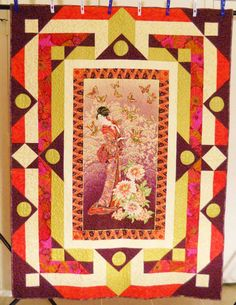 Handmade Traditional Quilt, Pink and Brown Quilt, Lap Quilt, Throw ... : quilted lap throws - Adamdwight.com