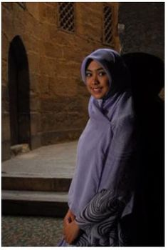 True Hijab | Syar'i | KETIKA CINTA BERTASBIH - KCB by KETIKA CINTA, via Flickr