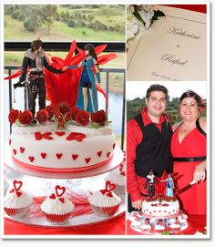 Final Fantasy VIII wedding cake