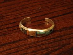 Jimmy Poyer Inlay Bracelets - Spirits in the Wind Gallery