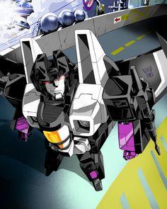 Skywarp l Transformers Transformers Decepticons, Transformers 3, Transformers Characters, Gi Joe, Transformers Generation 1, Ex Machina, Classic Cartoons, The Villain, Batman