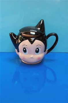 Astro Boy teapot (I'm also gonna reveal a big surpise soon.)