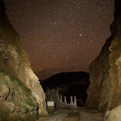 Soaking Up Starlight on Sark Island - The New York Times
