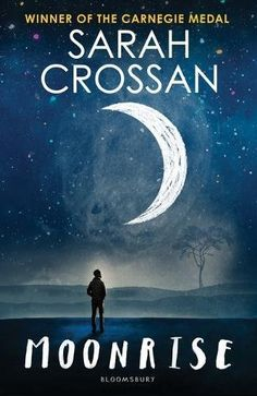 Moonrise by Sarah Crossan. Shortlisted for Bord Gais Teen/Young Adult Book of the Year 2017. Published By Bloomsbury Children's Books.