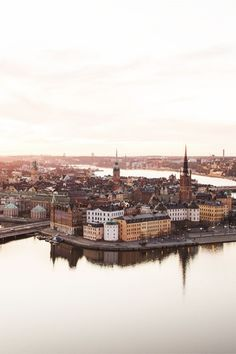 Stockholm was one of my favorite cities ever with friendly people, lots of  coffee, and stunning views.