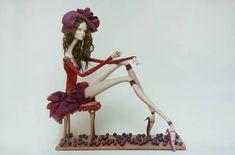 Sasha Petrov porcelain doll