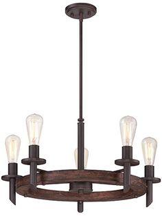 Buy the Quoizel Darkest Bronze Direct. Shop for the Quoizel Darkest Bronze Tavern 5 Light Wide Chandelier and save. Bronze Chandelier, 5 Light Chandelier, Chandelier Shades, Cabin Chandelier, Edison Chandelier, Light Pendant, Lighting Store, Home Lighting