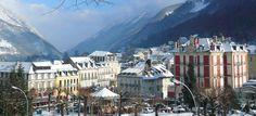 Cauterets, belle ville et station de ski à seulement 2 heures de route