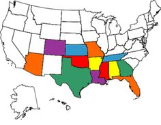 How Many States Have You Visited Map Of US States Check Them As - Map of us states i ve visited