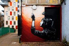 Transformando Street Art em gifs maravilhosos