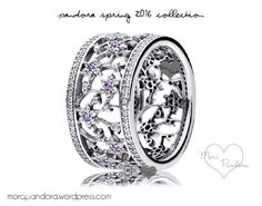 Today's post looks forward to the Pandora Spring 2016 collections, with a round-up of sneak peeks and hints from various sources! There have been a couple of press previews, and a smattering of pic...