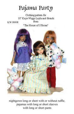 Layla MSD Hope /& friends KW18013 Halloween is Fun pattern for Kaye Wiggs
