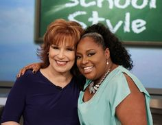 ABC Trying to Get Sherri Shepherd & Joy Behar Back on 'The View' to Save Ratings   Closer Weekly