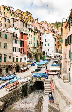In photos - A practical guide to Cinque Terre, Italy