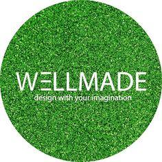 Get a sample for $4.99 #greenglitter #greenglitterpaint Glitter Paint Additive, Green Glitter, Studios, Instagram, Design, Decor, Decoration, Dekoration, Inredning