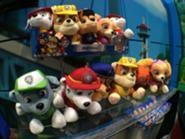 Paw Patrol toys!
