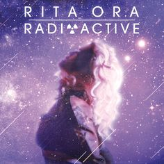 """""""Radioactive"""" by Rita Ora was added to my Liked Music playlist on Spotify"""