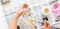 DIY by the book: 'Custom-Etched Glassware' - Blog Post | BookPage