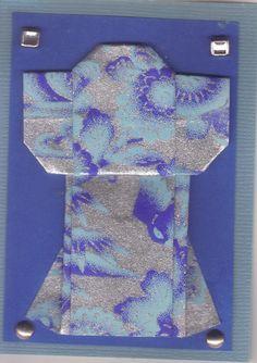 His Blue Kimono