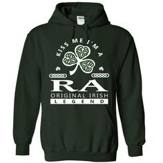 RA st patrick day - #gift basket #gift for women. OBTAIN LOWEST PRICE => https://www.sunfrog.com/Camping/RA-Forest-85824945-Hoodie.html?68278