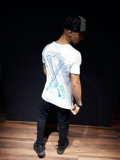 Camiseta RHILD - linha PREMIUM. T-SHIRT FIELD.