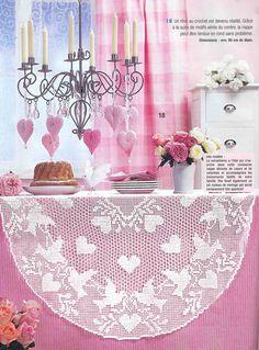245 Best File Images On Pinterest Crochet Edgings Filet