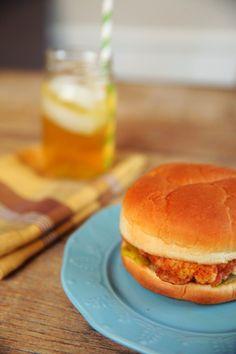 homemade chick-fil-a chicken sandwich recipe