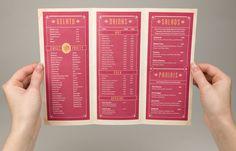 Cafe menu #2