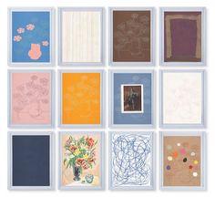 Speegle, Trey, 1960. 11 Reason to Love Me, 2009. Twelve Unique Monoprints, 22 x 28 in. (55.88 x 71.12 cm)
