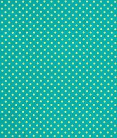 Michael Miller Dumb Dot Lagoon Fabric - $8.9 | onlinefabricstore.net