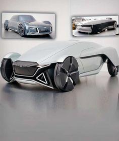 """""""DESIGN UNIVERSE"""" Hier parkt Audi seine Zukunft"""