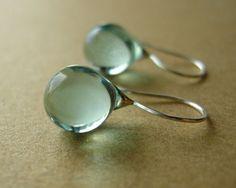 gorgeous glass earrings $28