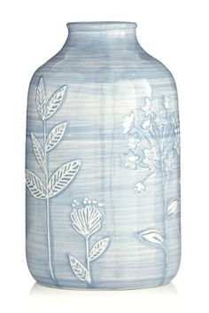 Buy Embossed Ceramic Vase from the Next UK online shop