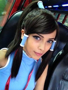 This Legend Of Korra Cosplay Is Well And Truly Legendary!
