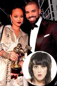 Katy Perry's Reaction To Drake's Rihanna Speech At Vmas He's The 'Very Best'