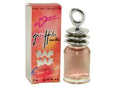 Naf Naf - Miniature Graffiti vanilla (Eau de toilette 5ml)