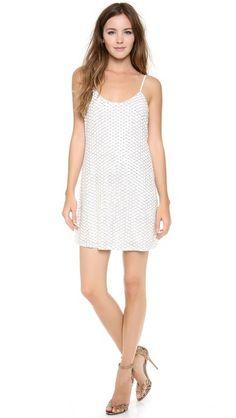 Parker Tank Dress. $374.00. #fashion #women #dress