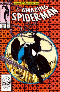 Amazing Spiderman #300 - First Appearance of Venom.