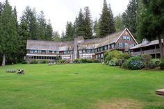 quinault lodge | dit21: Washington Coast, the Lake Quinault Lodge, and Port Townsend