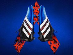 Limited Edition Adidas Paris Pack Football Boots for host nation of UEFA EURO 2016