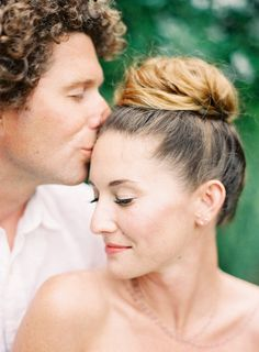 top knot perfection by http://JessWilcoxHairandMakeup.com/  Photography by jenhuangphotography.com,