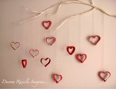 3.  Corazón del arte de la pared