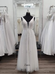 A lovely corsett back A-Line gown Bella Wedding Dress, Bella Bridal, Deb Dresses, Bridal Dresses, Formal Dresses, A Line Gown, Bridal Collection, Bridesmaid, Gowns