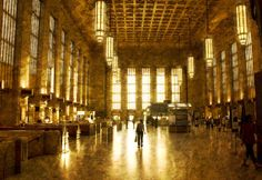 30th Street Station Print  8.5'' x 11'' by BrothersPannell on Etsy, $15.00